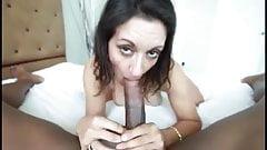 La Milf adora il cazzo nero